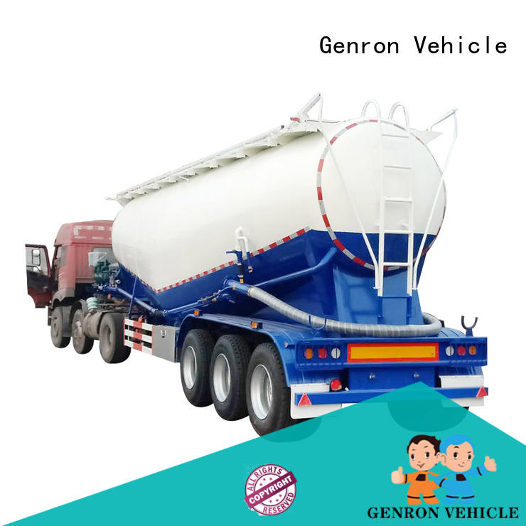 Genron promotional cement trailer for sale inquire now for sale