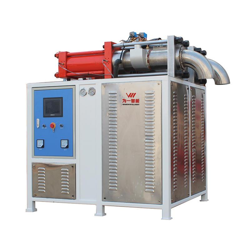 Dry ice pellets making machine