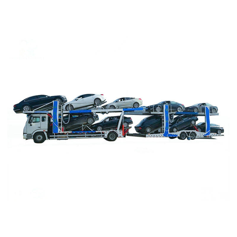 10 car trailer car transporter delivery for cars