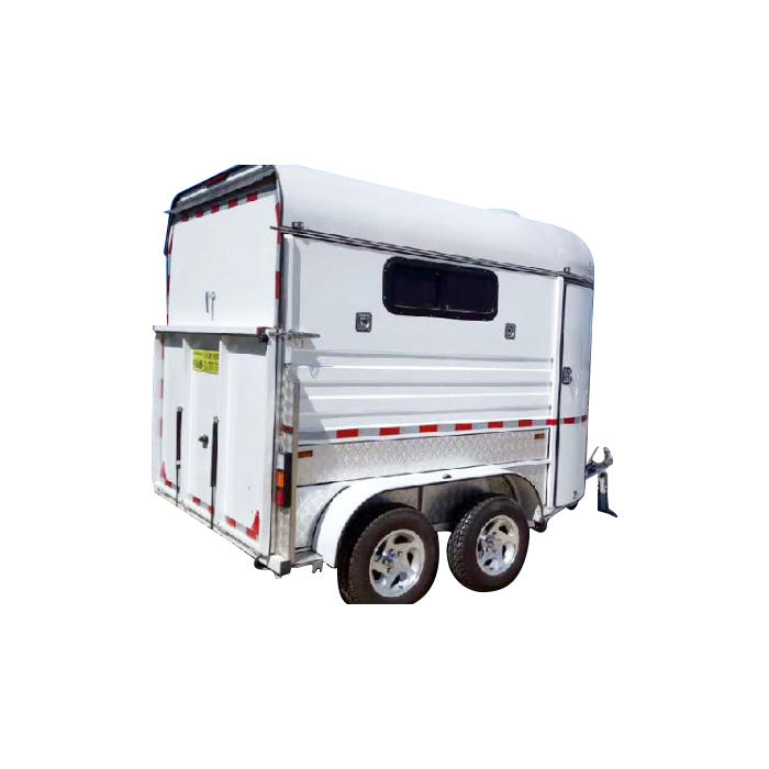 Convenient travel trailer camper