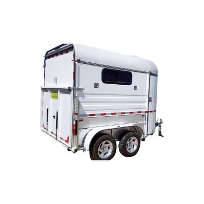Convenient travel trailer camper