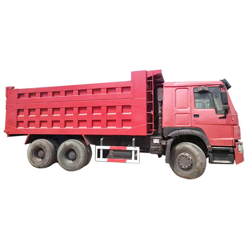 Used dumping truck second hand tipper trucks