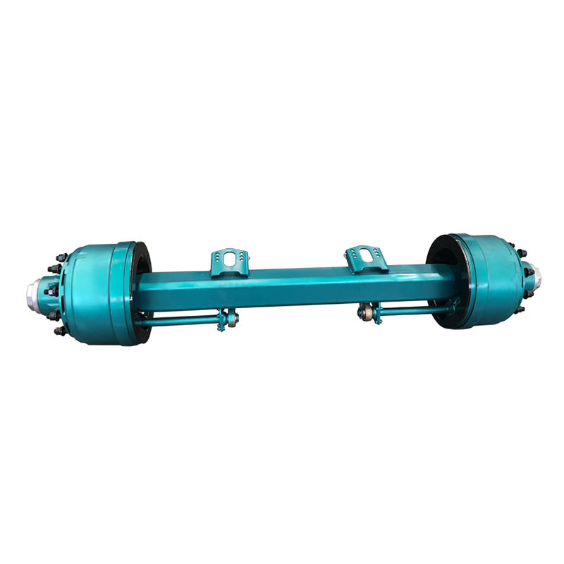 13 Tons square tube axles
