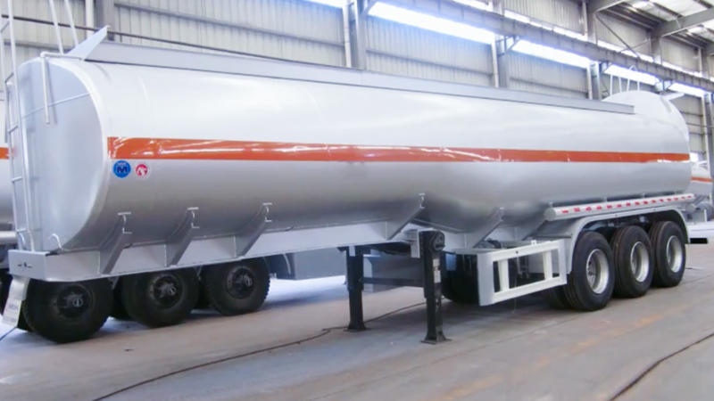 Fuel/Oil Tanker Semi-trailer