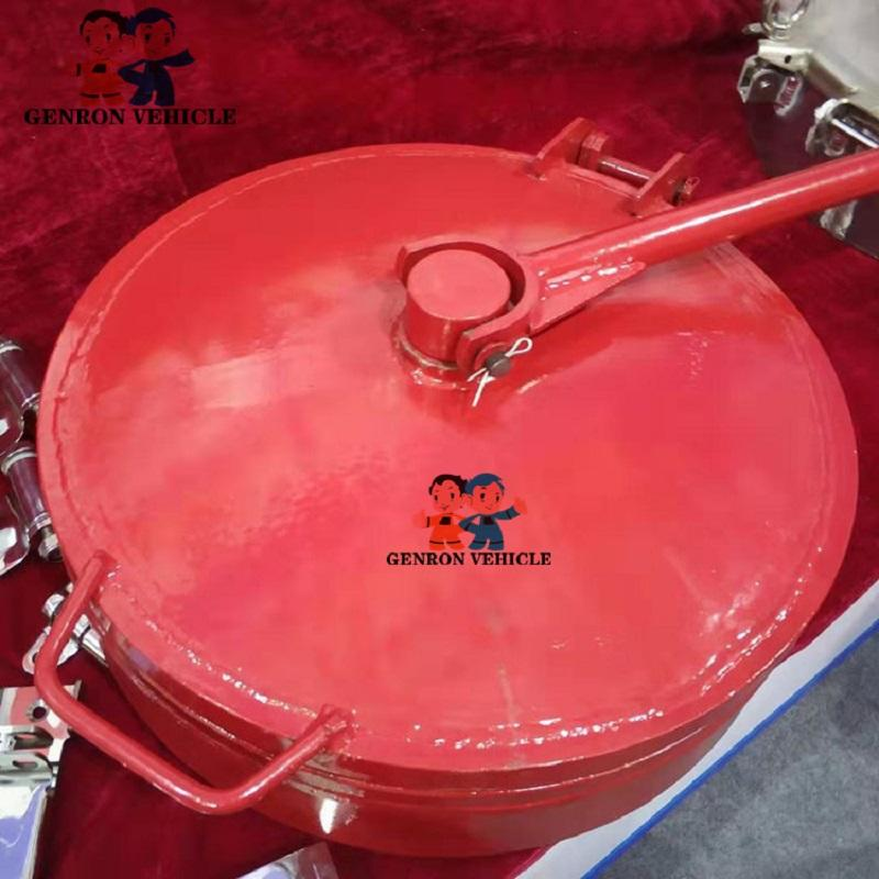 Tank Manhole Cover for Cement Tanker