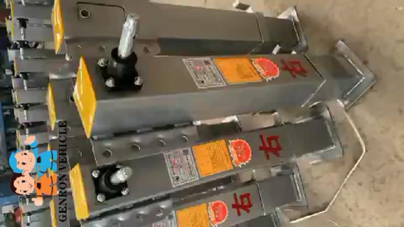 Aluminium Landing Gear