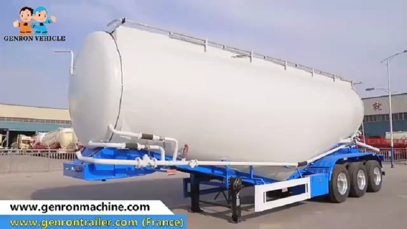 Bulk Cement Powder Transporter \Carrier