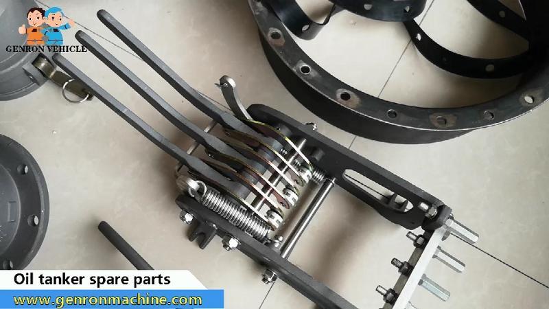 Fuel Tanker Spare Parts