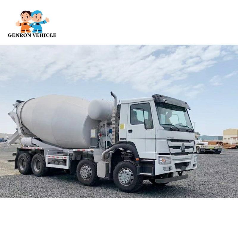 Concrete Mixer Truck Delivery for Concrete