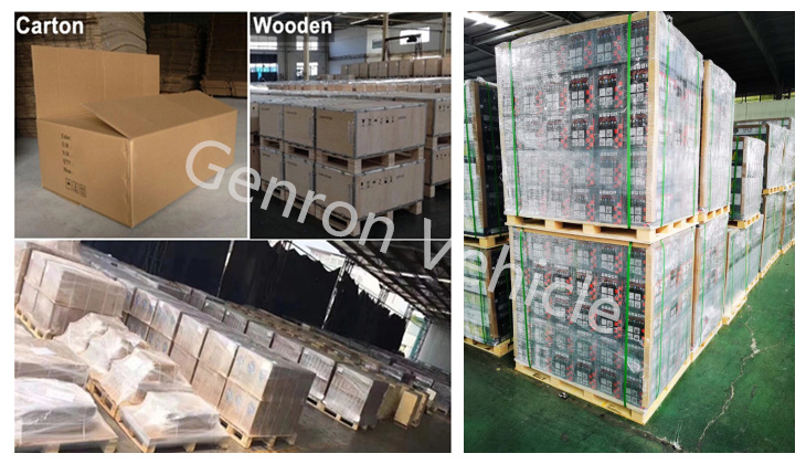 Genron new small truck batteries manufacturer bulk production-3