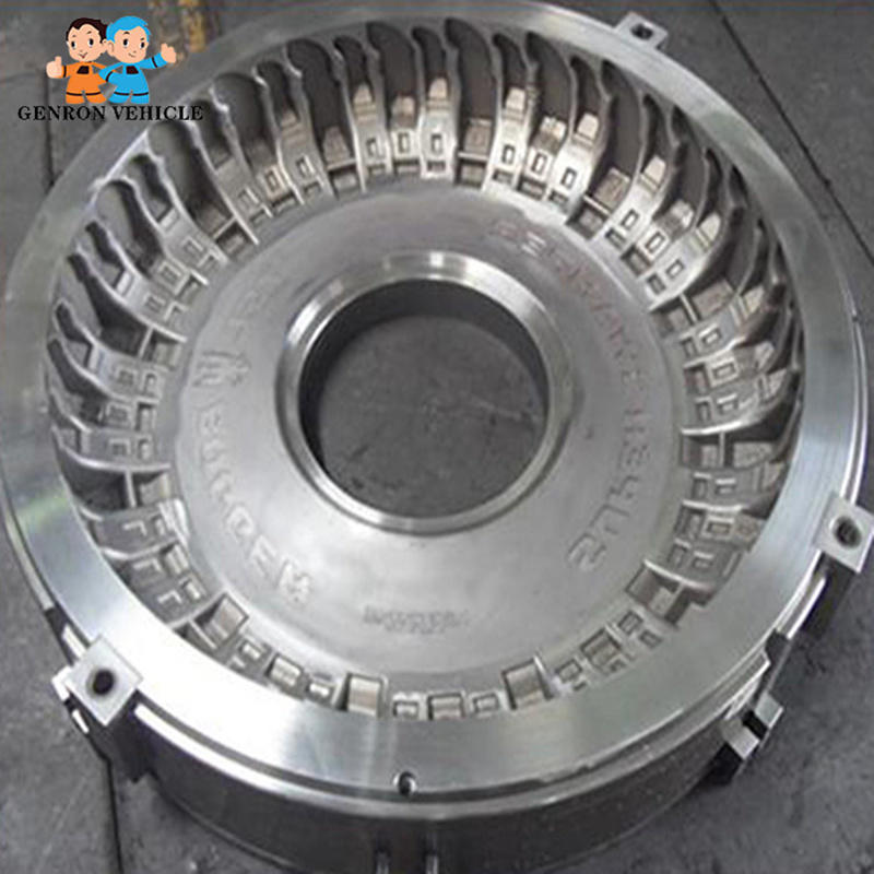 Agricultural Tire Mold Genron Brand Mainly Export To Zambia,Ghana,Kazakhstan,etc