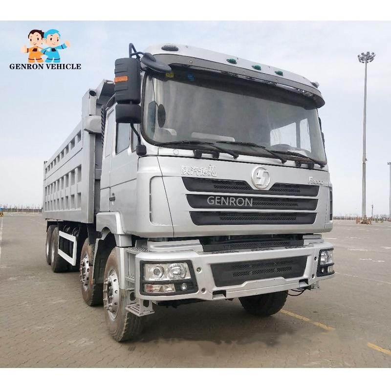The Best Truck Factory in China for Uesd Dumping Truck Second Hand Truck