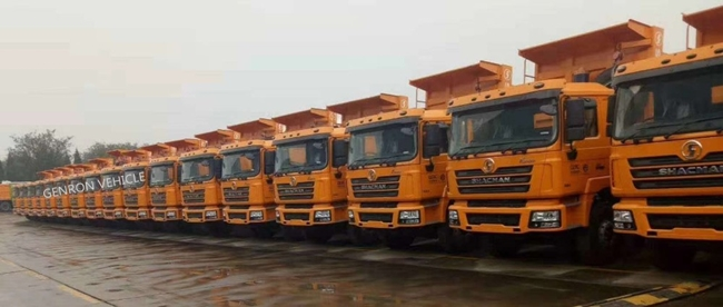 Genron second hand trucks for sale factory bulk production-6