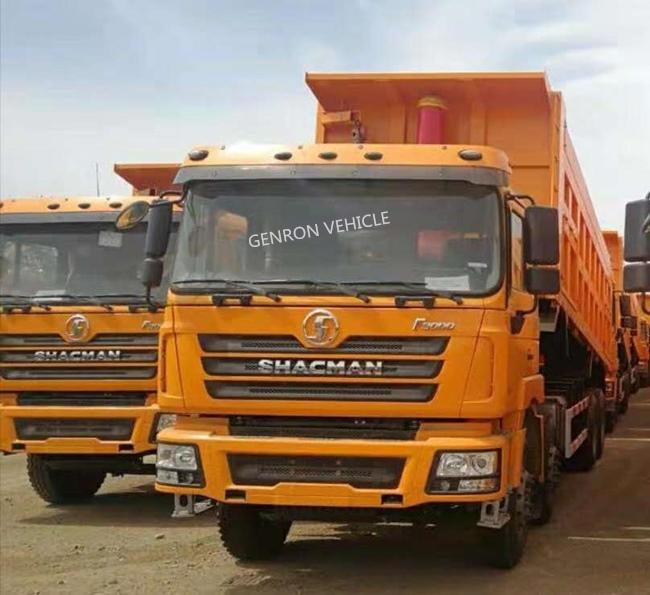 Genron second hand trucks for sale factory bulk production-7