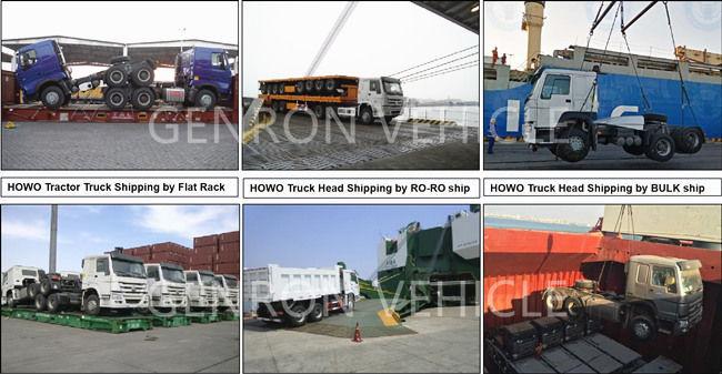 Genron second hand trucks for sale factory bulk production-8