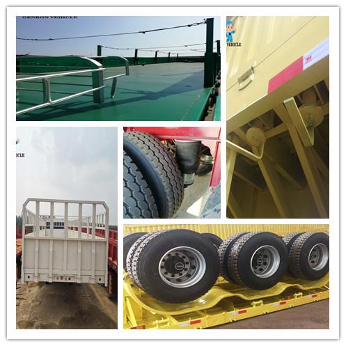custom bulk grain trailer inquire now for promotion-2