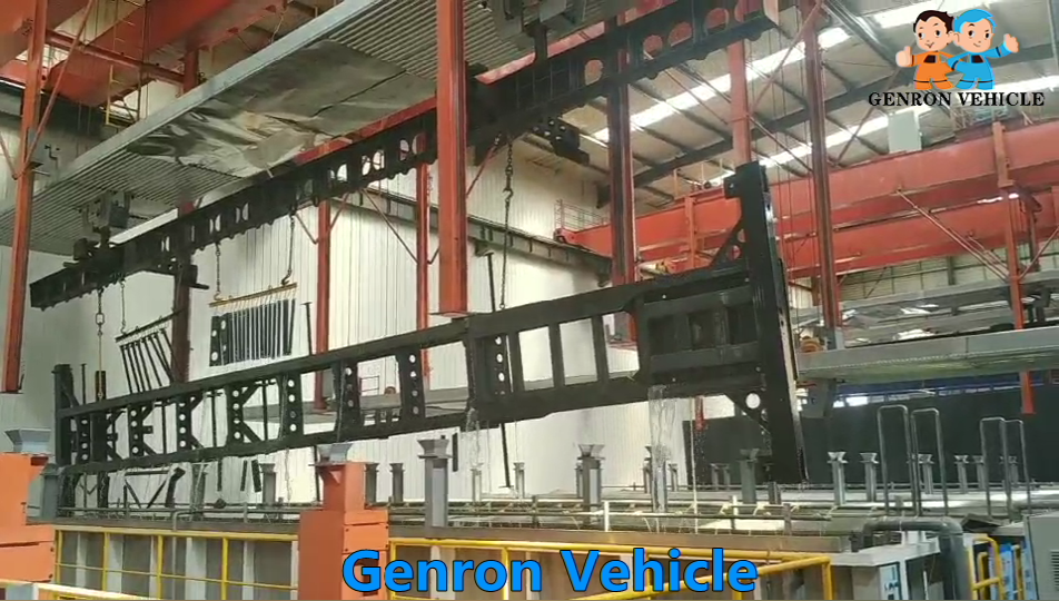 high quality 3 axle container semi trailer factory direct supply for transport goods-7