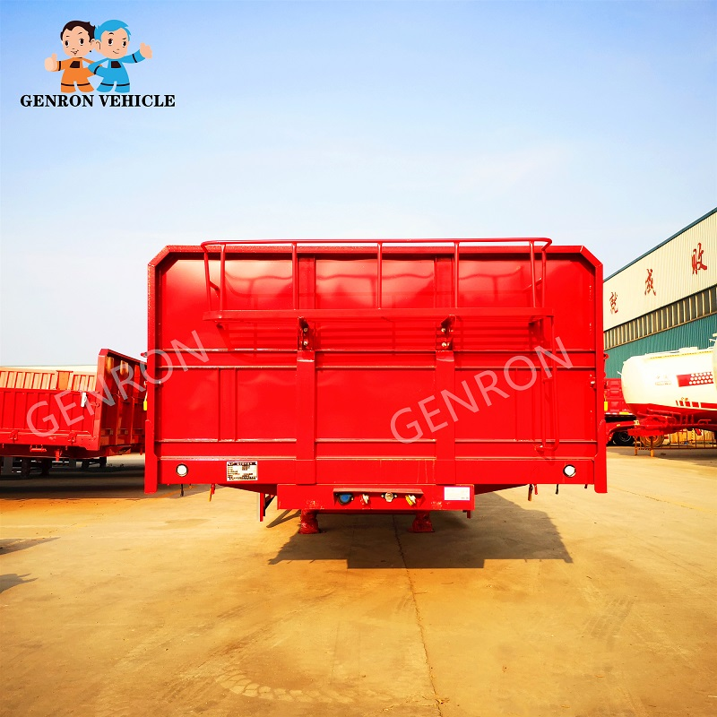 high-quality best cargo trailers series for transport goods-2
