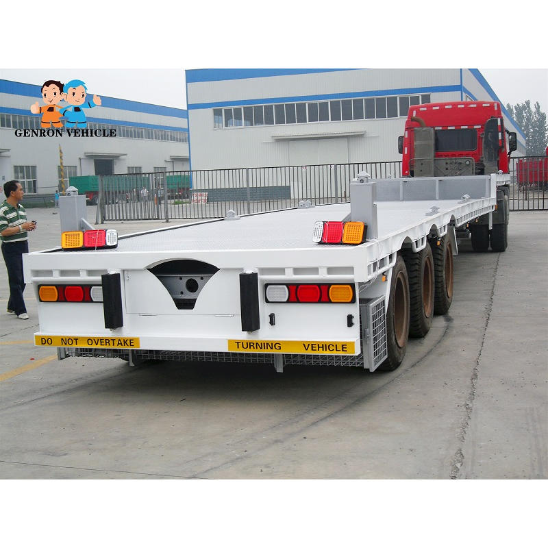 Professional OEM Service in China High Deck Trailer for Australia