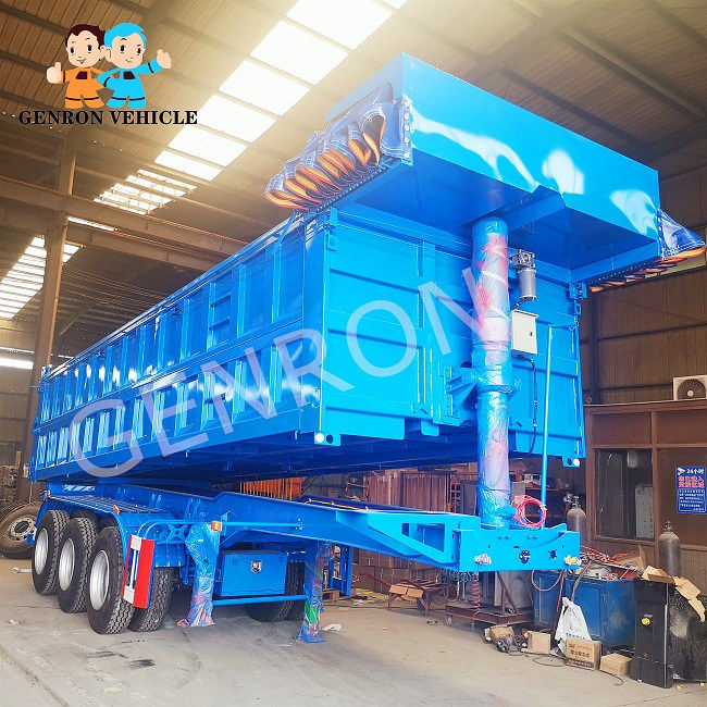 reliable dump truck and trailer wholesale for promotion-1