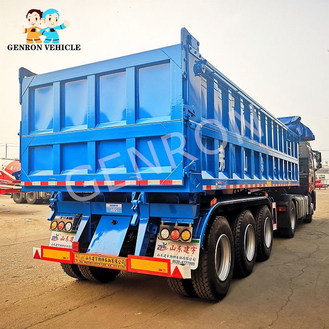 reliable dump truck and trailer wholesale for promotion-3
