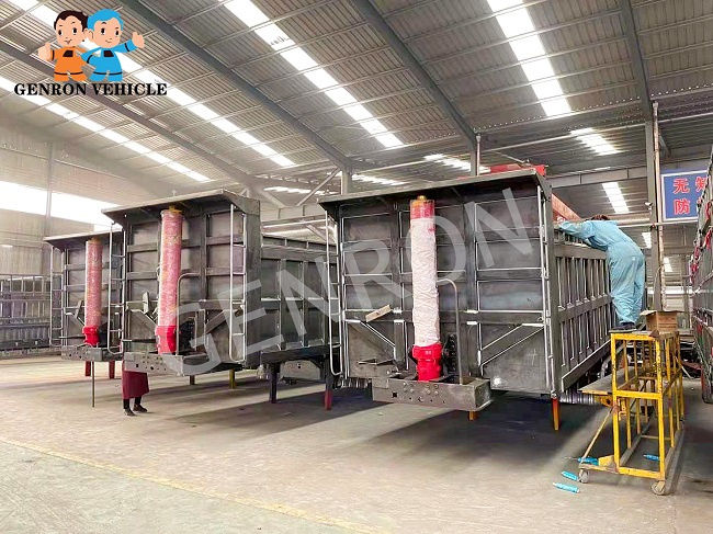 reliable dump truck and trailer wholesale for promotion-7