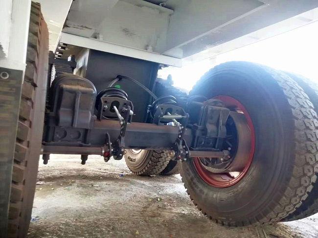 Genron low-cost dump truck trailer manufacturer for sale-6