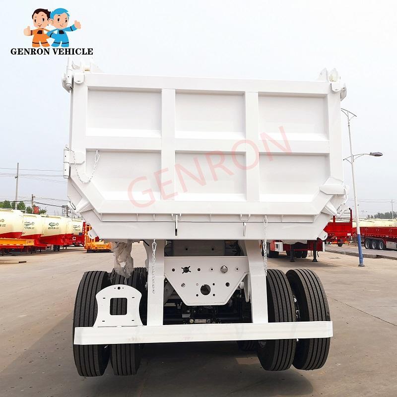 Coal Transport 30T Rear Tipper Trailer for Australia Market