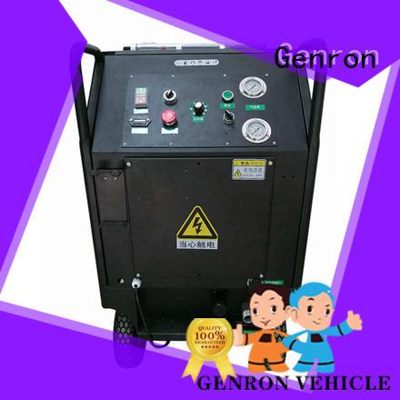 custom ice blasting machine price supplier bulk production