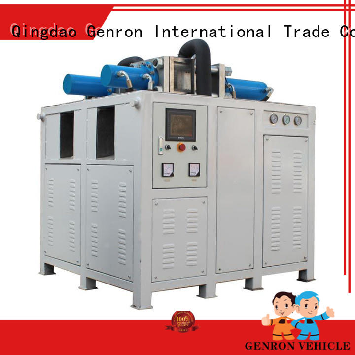 Genron dry ice making machine price directly sale for sale