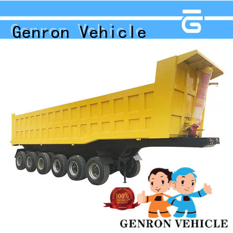 high quality 40 foot dump trailer suppliers for sale
