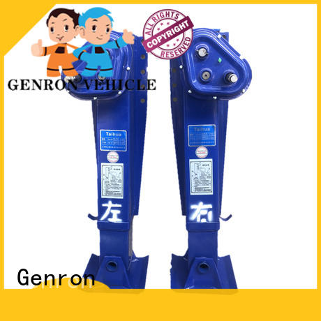 Genron top selling semi trailer landing gear parts wholesale for truck