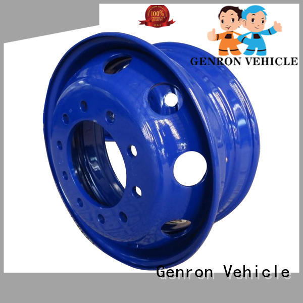 Genron factory price semi trailer rims for sale suppliers on sale