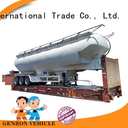 Genron high quality bulk cement trailer best supplier bulk buy