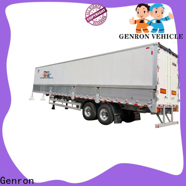 worldwide box cargo trailer best supplier on sale
