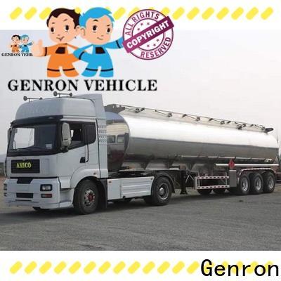 Genron lpg trailer tanker wholesale bulk buy