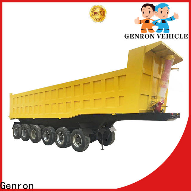 reliable truck and dump trailer company for promotion