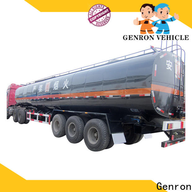 latest fuel tanker trailer for sale series bulk production