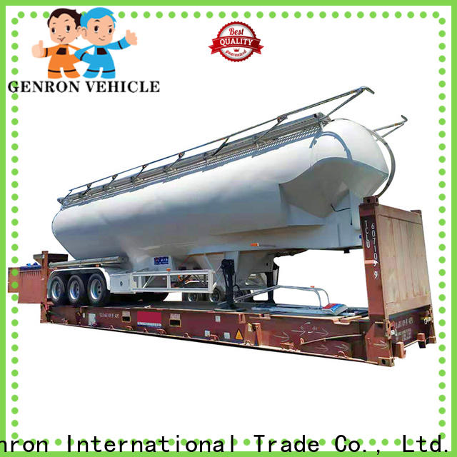 factory price fuel truck trailer best supplier on sale