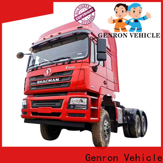 top selling used truck head manufacturer for promotion