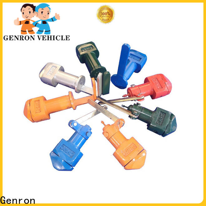 Genron twist lock company for promotion