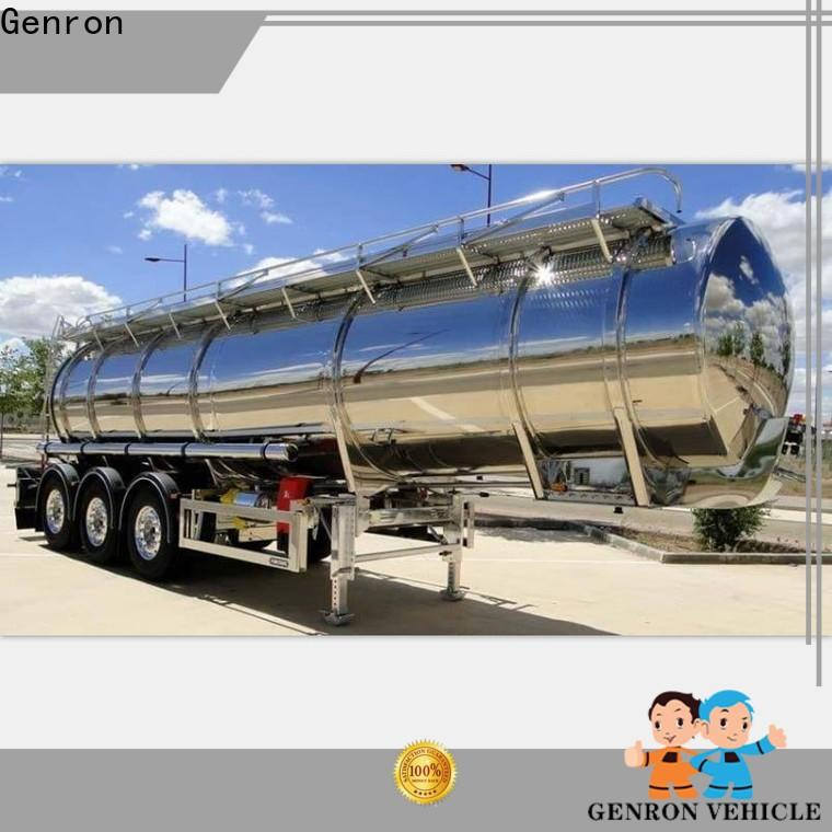 Genron super tanker trailer from China on sale