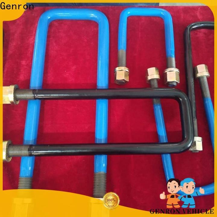 custom u shape bolts factory direct supply for vehicle