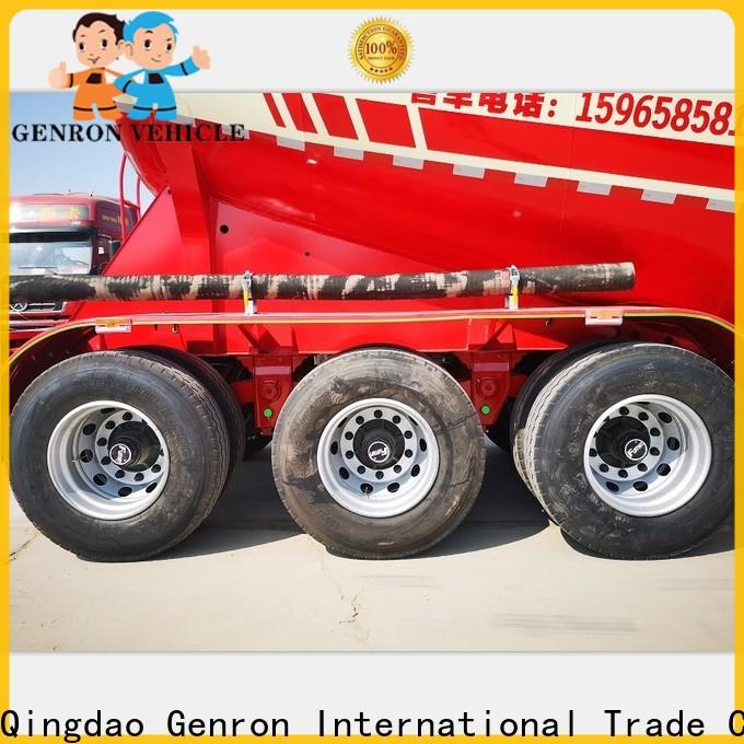 Genron tank trailer parts for sale supply for truck