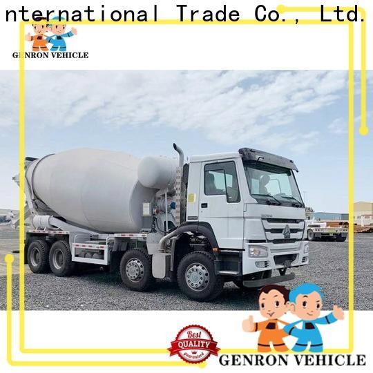 Genron lpg semi trailer wholesale for trailer