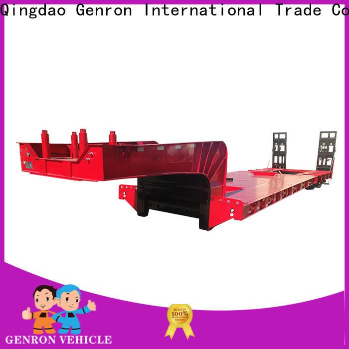 customized trailer semi trailer best supplier bulk production