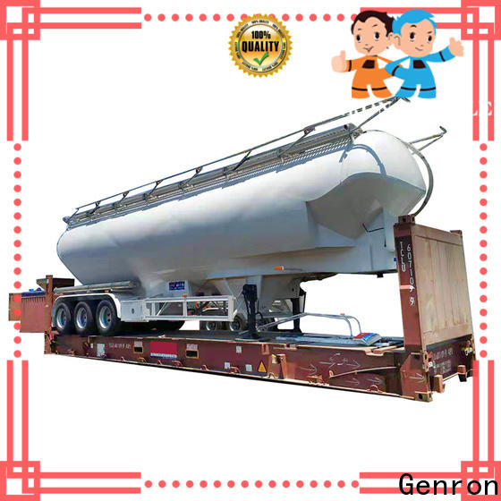 hot-sale tanker trailer supplies factory on sale