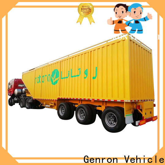 reliable semi trailer cost directly sale for promotion