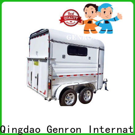 Genron family travel trailers manufacturer bulk buy