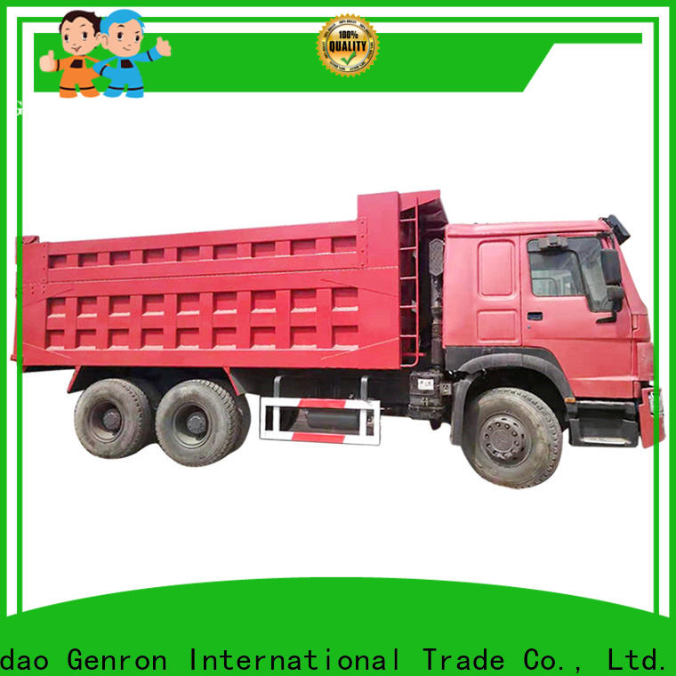 Genron second hand small truck wholesale for sale